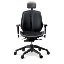 Alpha Executive Mesh Seat Office Chair