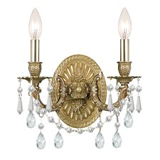 Gramercy 2 Light Candle Wall Sconce