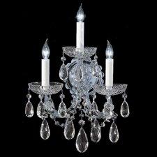 Maria Theresa 3 Light Wall Sconce