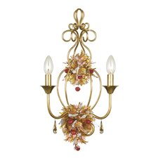 Fiore 2 Light Wall Sconce