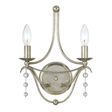 Metro 2 Light Wall Sconce