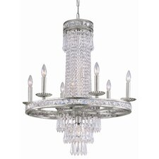 Mercer 10 Light Chandelier