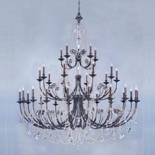 Regis 35 Light Chandelier