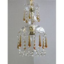 Hot Deal 1 Light Chandelier