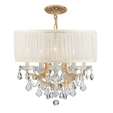 Brentwood 6 Light Chandelier