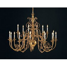 Hot Deal 12 Light Chandelier