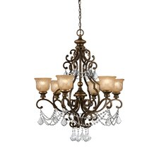 Norwalk 6 Light Chandelier