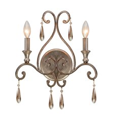Shelby 2 Light Wall Sconce