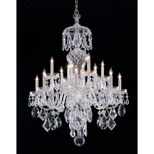 <strong>Crystorama</strong> Hot Deal 16 Light Chandelier