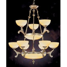 Hot Deal 9 Light Chandelier