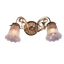 Cecile 2 Light Wall Sconce