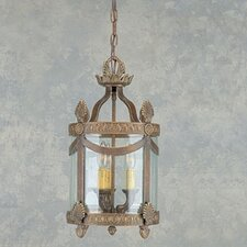 Regal Series 3 Light Hanging Lantern