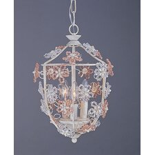 Paris Flea 3 Light Foyer Pendant
