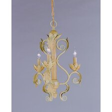 Winslow 3 Light Candle Mini Chandelier