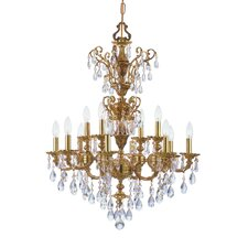 Mirabella 12 Light Chandelier