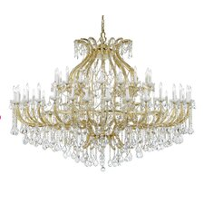 Maria Theresa 8 Light Chandelier