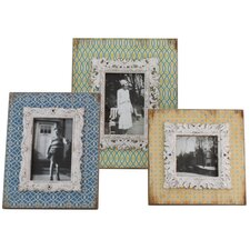 3 Piece Margaery Picture Frame Set