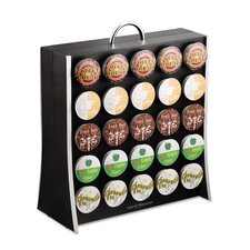 Wall K-Cup Coffee Organizer