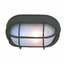 Bulkheads 1 Light Flush Mount
