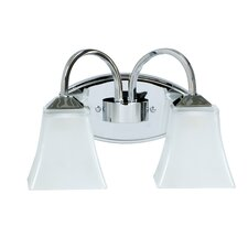 Halstead 2 Light Wall Sconce