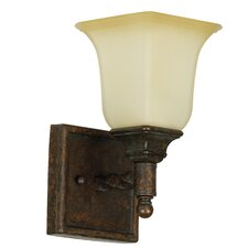 <strong>Jeremiah</strong> Ryan 1 Light Wall Sconce