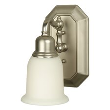 <strong>Jeremiah</strong> Heritage 1 Light Wall Sconce