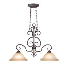 Sheridan 2 Light Chandelier