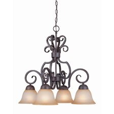 Sheridan 4 Light Chandelier