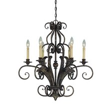 Ferentino 6 Light Chandelier
