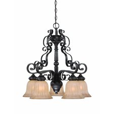 LaGrange 5 Light Chandelier