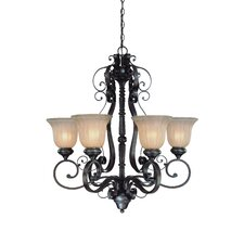 LaGrange 6 Light Chandelier