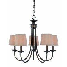 Spencer 5 Light Chandelier