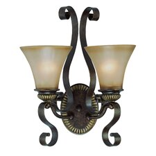 Kingsley 2 Light Wall Sconce