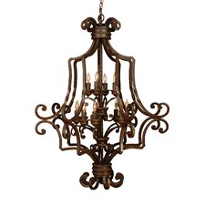Riata 12 Light Foyer Pendant