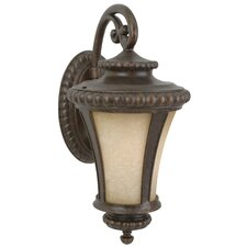 Prescott 1 Light Outdoor Wall Lantern