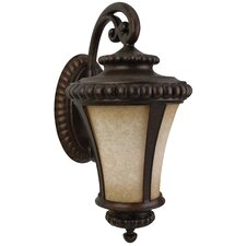 Prescott 3 Light Outdoor Wall Lantern
