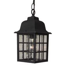 Grid Cage 1 Light Pendant