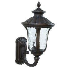 <strong>Jeremiah</strong> Sheffield 3 Light Outdoor Wall Lantern
