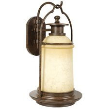 Portofino 1 Light Outdoor Wall Lantern