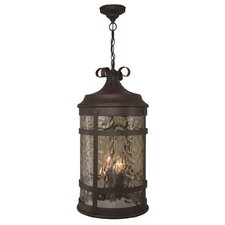 <strong>Jeremiah</strong> Espana 4 Light Outdoor Pendant