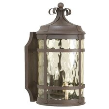 Espana 4 Light Outdoor Wall Lantern