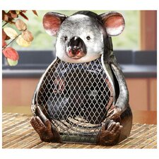 Koala Bear Figurine Table Top Fan