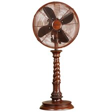 Raleigh Decorative Table Top Fan