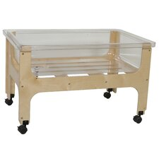 <strong>Wood Designs</strong> Deluxe Sand and Water Table