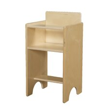 <strong>Wood Designs</strong> Doll High Chair