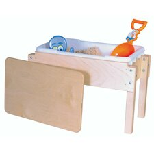 <strong>Wood Designs</strong> Petite Tot Sand and Water Table