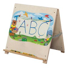 <strong>Wood Designs</strong> Big Book Tabletop Easel