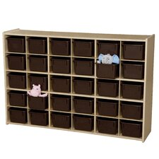 Contender Baltic Single 30 Compartment Cubby