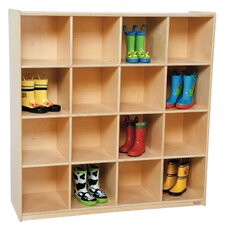 16 Compartment Cubby