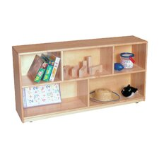 "24"" Maple Single Storage Unit"